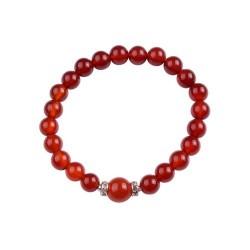 Bracelet en perle de Cornaline