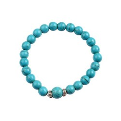 Bracelet en perle de Turquoise