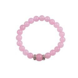 Bracelet en perle de quartz...