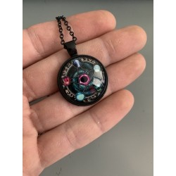 Collier Pendentif Wiccan...