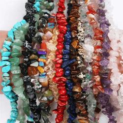 Perles de pierres...