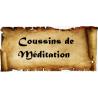 Coussins de Méditation
