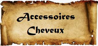 Accessoires Cheveux - Boutique ésotérique en ligne Magie Kali : Accessoires de Magie Blanche, Wicca, Sorcellerie, Hoodoo