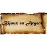 Bijoux en Argent