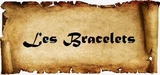 Les Bracelets - Magie Kali: Boutique ésotérique en ligne: Accessoires de Magie Blanche, Wicca, Sorcellerie, Hoodoo