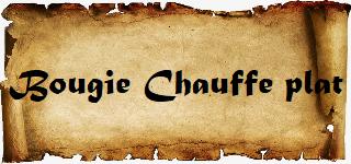 Bougie Chauffe plat - Magie Kali: Boutique ésotérique en ligne: Accessoires de Magie Blanche, Wicca, Sorcellerie, Hoodoo