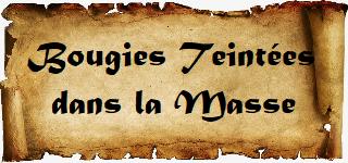 Bougies Teintées dans la Masse - Magie Kali: Boutique ésotérique en ligne: Accessoires de Magie Blanche, Wicca, Sorcellerie, Hoodoo