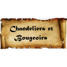 Chandeliers et Bougeoirs