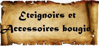Éteignoirs et Accessoires bougie - Magie Kali: Boutique ésotérique en ligne: Accessoires de Magie Blanche, Wicca, Sorcellerie, Hoodoo