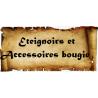 Éteignoirs et Accessoires bougie