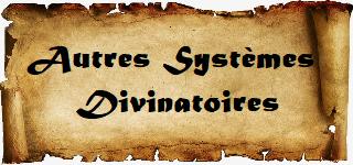 Les autres Systèmes Divinatoires - Magie Kali: Boutique ésotérique en ligne: Accessoires de Magie Blanche, Wicca, Sorcellerie, Hoodoo