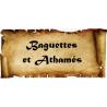 Baguettes et Athamés