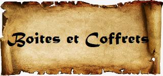 Boites et Coffrets - Magie Kali: Boutique ésotérique en ligne: Accessoires de Magie Blanche, Wicca, Sorcellerie, Hoodoo
